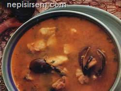Balık Çorbası  tarifi